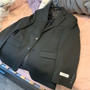 Men's new with tags Calvin Klein suit jacket